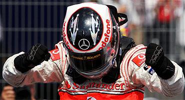 Fernando Alonso enBrasil