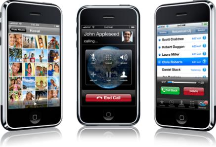El iPhone llega aEuropa
