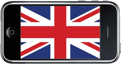 El iPhone llega a ReinoUnido