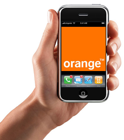 Precios del iPhone en Francia con Orange