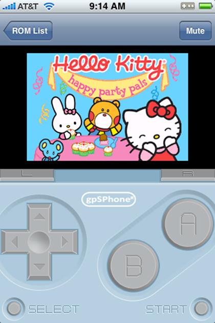 Emula Juegos de la GameBoy en tuiPhone