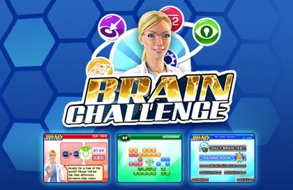 Nuevo juego para el iPod, BrainChallenge