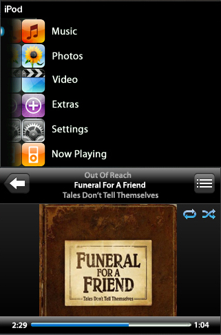 iPod touch en tu iPodV�deo
