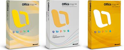 Office para Mac 2008 ya es GoldMaster