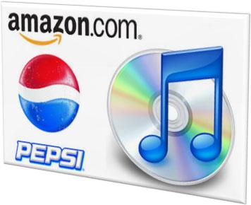 Amazon y Pepsi se alianzan para hacer frente aApple