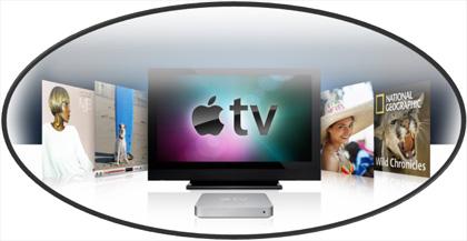 Nuevo Apple TV. Siéntate, pónte cómodo ydisfruta