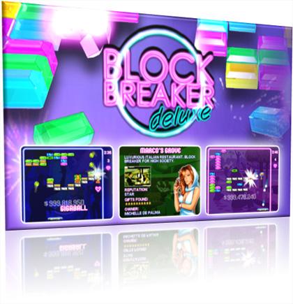 Nuevo juego para el iPod, Block BreakerDeluxe