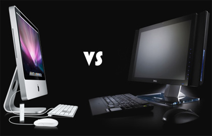 Comparativa, Apple iMac 20″ vs Dell XPS One