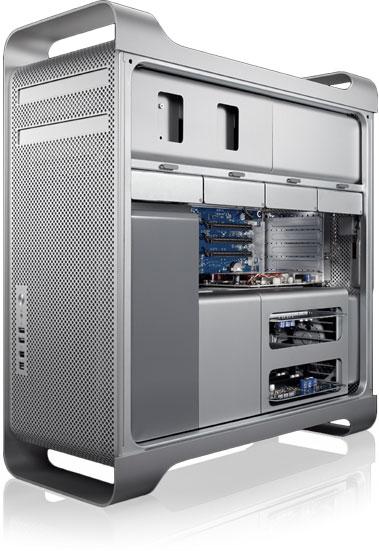 Mac Pro con 8 núcleos de serie