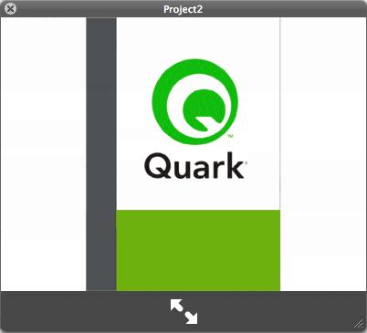 Examina tus archivos Quark conQuickLook