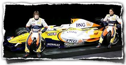 El Renault Team F1 presenta el R28 en Par�s