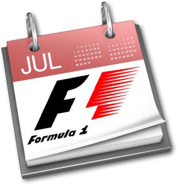 El Calendario de F1 2008 en tu iPod