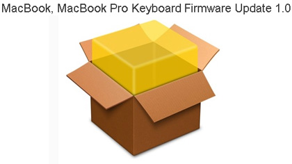 Keyboard Firmware Update 1.0 MacBook / MB Pro