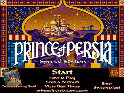 Prince Of Persia Gratis en tu Mac