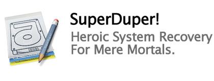 SuperDuper v.2.5 Compatible 100% conLeopard