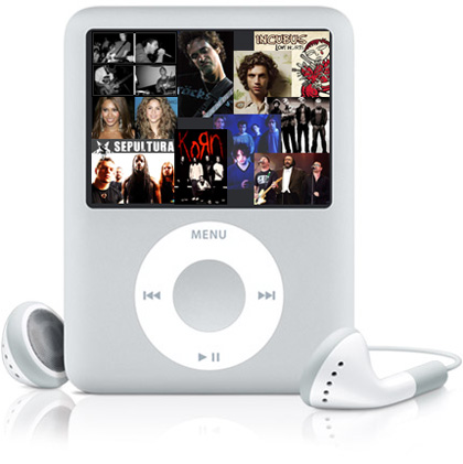 3er Top 10 de VideoClips para tu iPod / iPhone