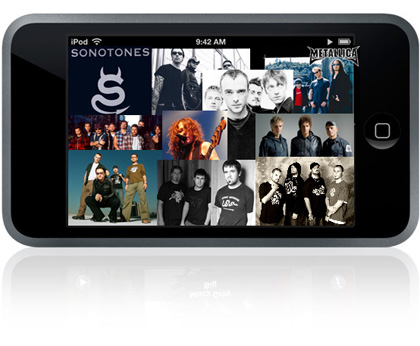 4º Top 10 de VideoClips para tu iPod / iPhone