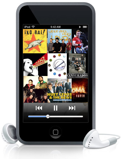 5º Top 10 de VideoClips para tu iPod / iPhone