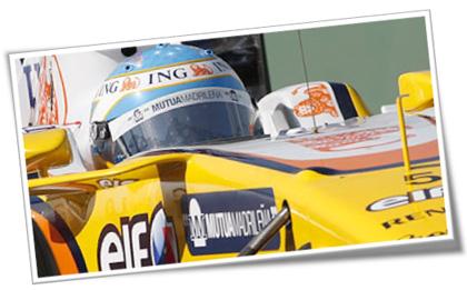 Alonso tiene como objetivo puntuar mañana