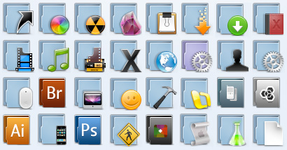 Aquave Project, 46 iconos 512×512 y Gratis