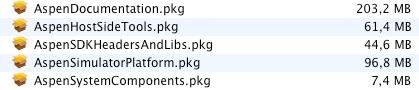 El SDK del iPhone corre en PowerPC