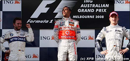 Más magic que nunca, Alonso 4º en Melbourne
