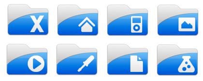 Refresh Basic, 22 nuevos iconos deIconfactory
