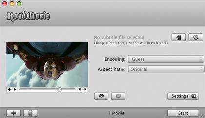 RoadMovie, lleva tus pelis subtituladas al iPod
