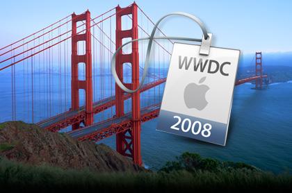 Apple anuncia la próxima WWDC2008