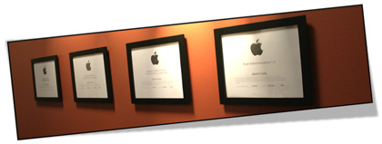 Próximo objetivo... certificaciones de Apple