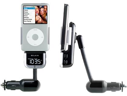 TuneBase FM2, iPod en tu coche en 2 segundos