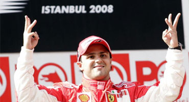 Felipe Massa gana en Turqu�a, Alonso acaba 6º