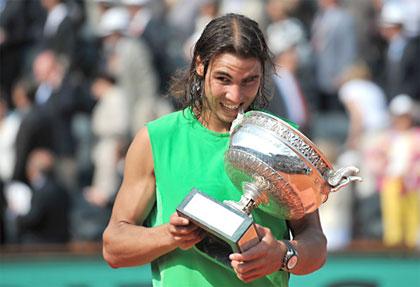 Mucho Rafa en Roland Garros 08, Nadal IV