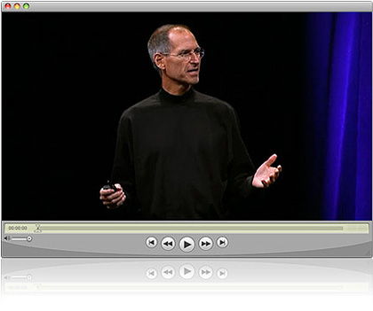 Ya podéis ver la Keynote WWDC 08 v�a Web