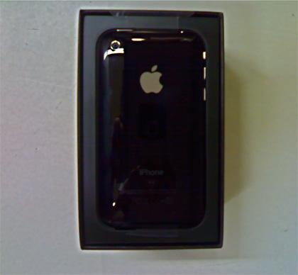 Ya está aqu� el iPhone 3G... al menos uno