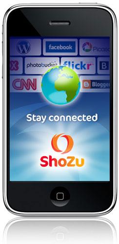 Shoku, administra gratis tu blog desde un iPhone 2.0