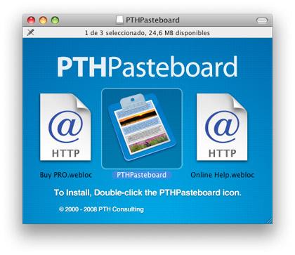 Múltiples portapapeles en Mac OS X con PTHPasteboard