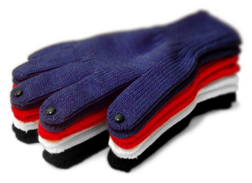 Los guantes que quieren tu iPhone / iPod touch