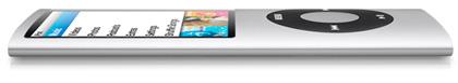 El verdadero iPod Nano de Cuarta Generación