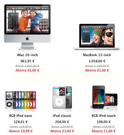 Hoy Apple está de ofertas, llegó el Black Friday