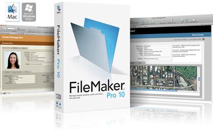FileMaker Pro 10, diseño más intuitivo y elegante