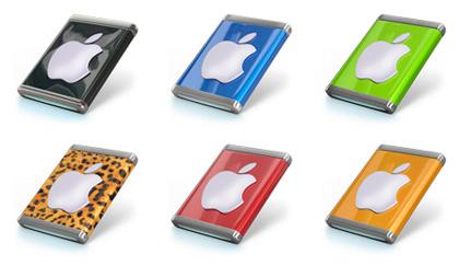 Personaliza tus discos duros con iconos de alta calidad