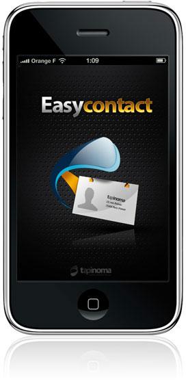 EasyContact, intercambia tus contactos desde el iPhone
