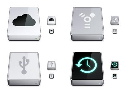 Iconos para tu Mac al estilo de Jonathan Ive