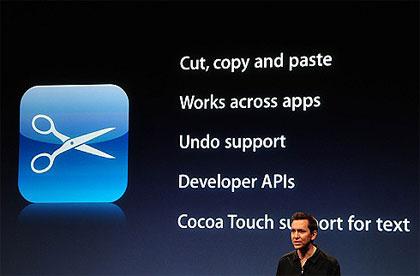 Novedades en el nuevo SDK 3.0 del iPhone