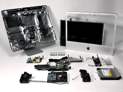 Un nuevo iMac destripado... veámoslo!!!