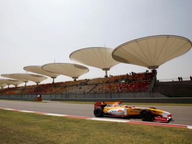 Alonso vuelve a ser magic gracias al nuevo difusor, saldrá 2º