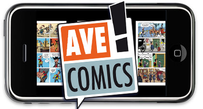 Ave!Comics, tus comics llegan al iPhone