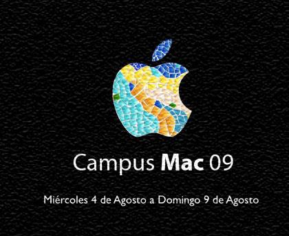 Campus Mac 2009, la fecha está fijada !