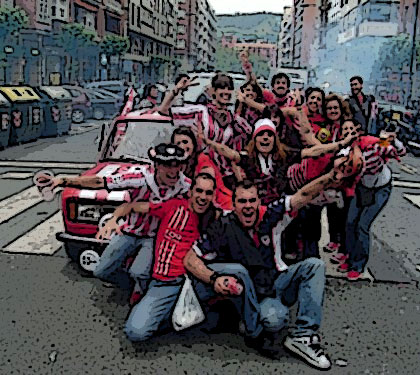 Así vivimos la Final de Copa en San Mamés